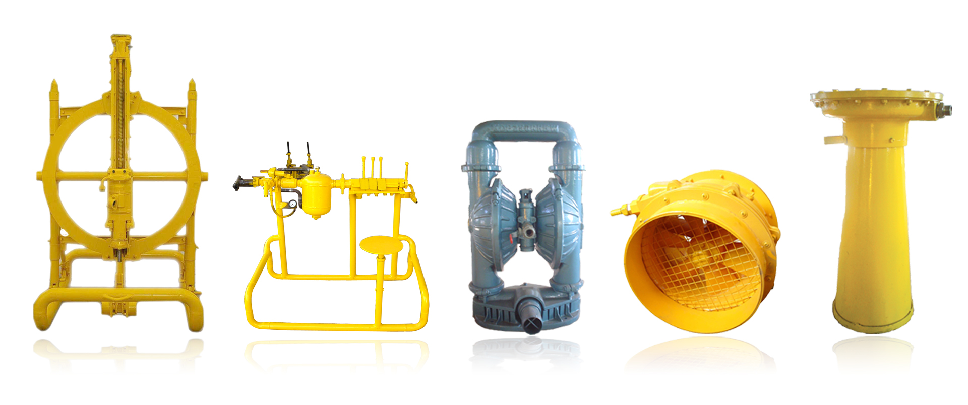 Underground Mining Equipment